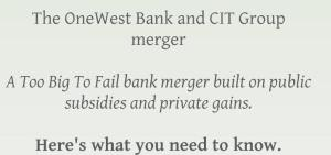 CIT Merger Presentation